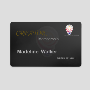 CREATOR Membership - The Creation Station Studios 22