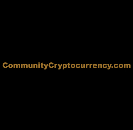 Community Cryptocurrency Domain for sale