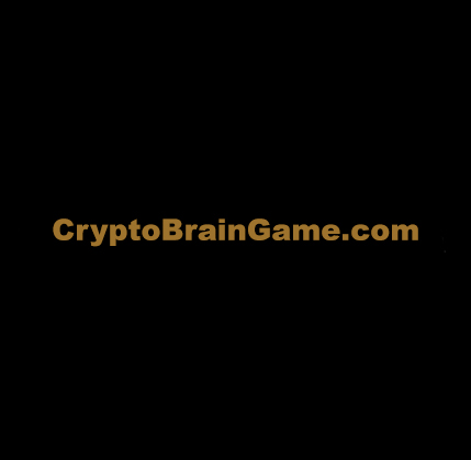 Crypto Brain game premium domain