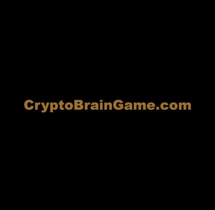 Crypto Brain game premium domain