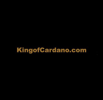 King of cardano preium domain