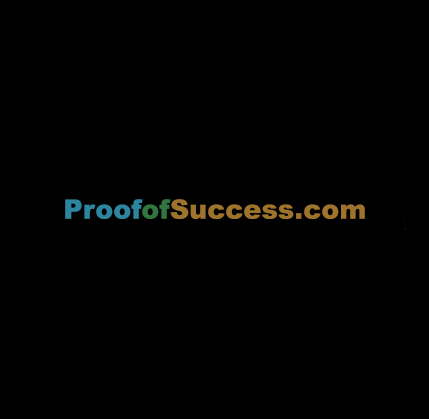 Proof of Success premium domain
