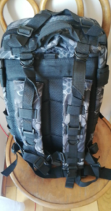 Outdoor Military Rucksacks 1000D Nylon 30L Waterproof Tactical Backpack photo review